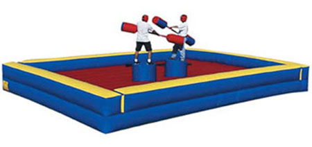INFLATABLE 20JOUSTING on swat