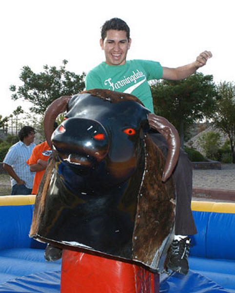 Cheap Mechanical Bull Rentals - Ride Mechanical Bull Chicago