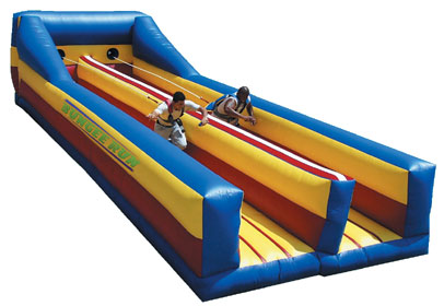 Image result for inflatable games