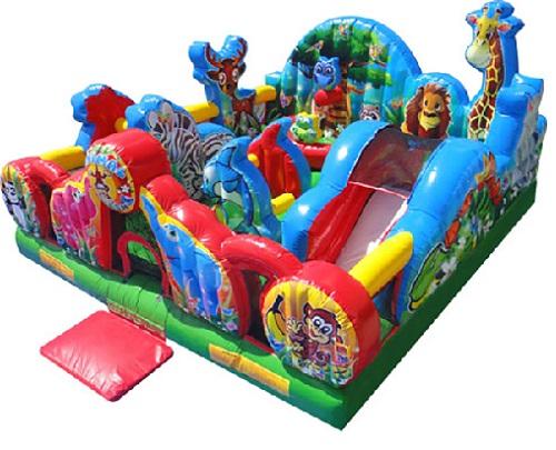 Animal Kingdom Toddler Town