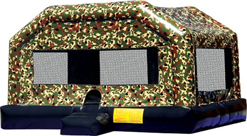 Military Moonbounce (15'x20')