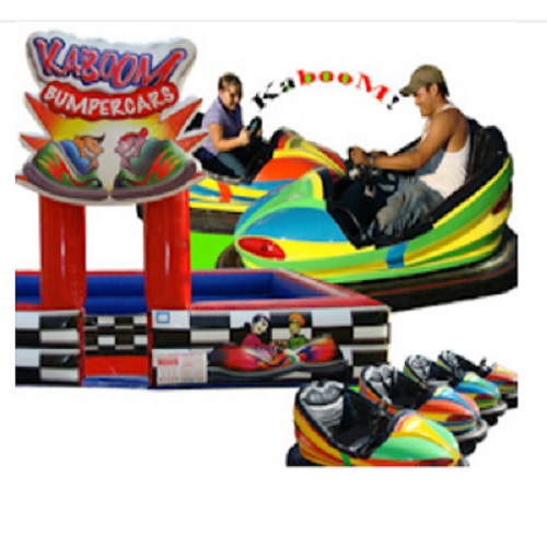 Bumper Cars (Includes Staffing)