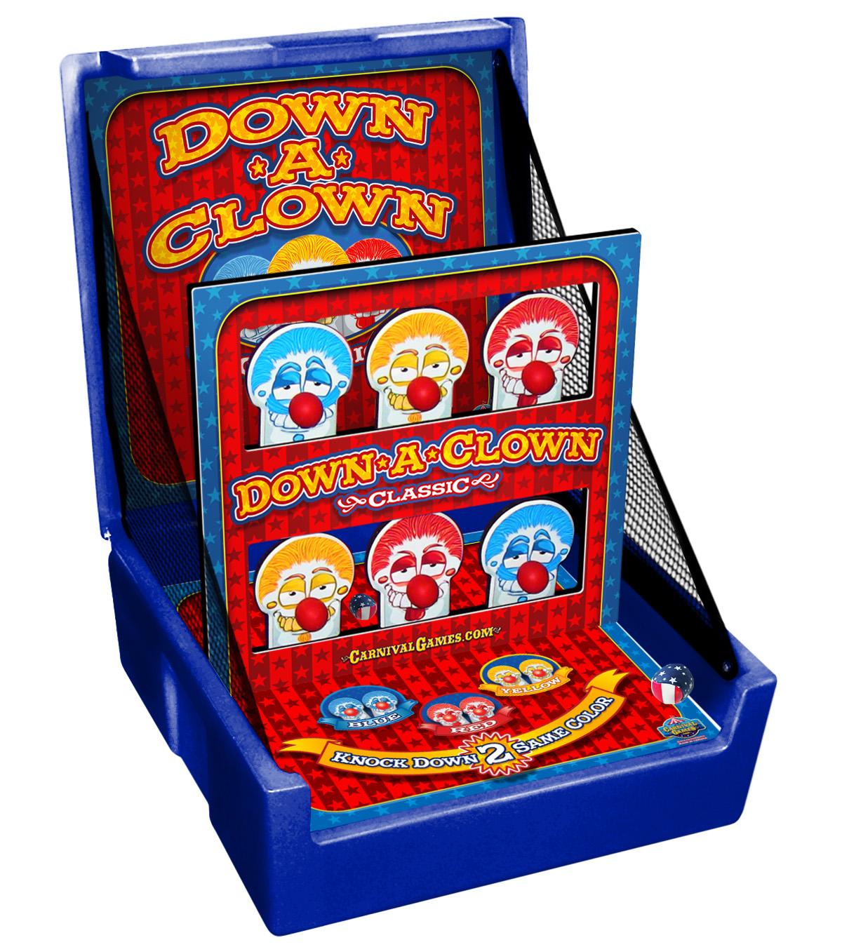 Down a Clown