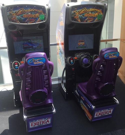 Crus'n Racing Game (Priced Per Seat)