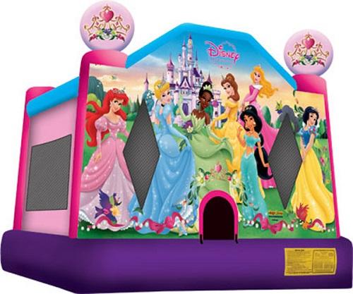 Disney Princess Moonbounce