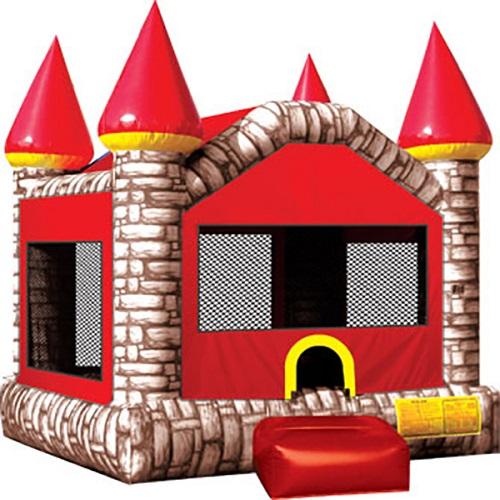 Excalibur Castle Moonbounce