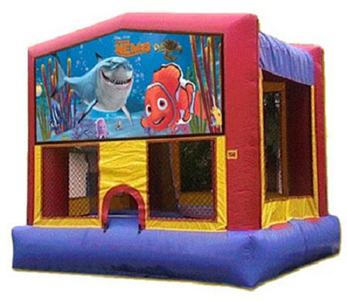 Finding Nemo Moonbounce