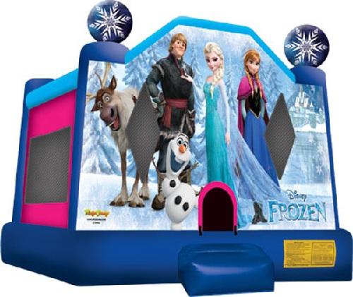 Frozen Moonbounce (10'x10')