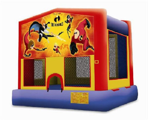 Incredibles Moonbounce