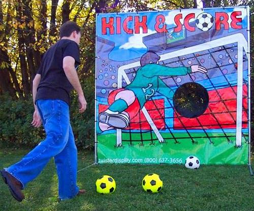 Kick and Score Soccer
