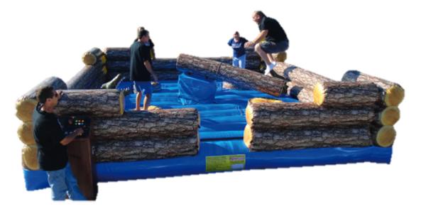 Log Slammer (Includes Staffing)
