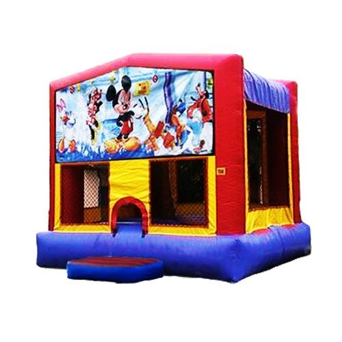 Mickey Mouse Moonbounce 2