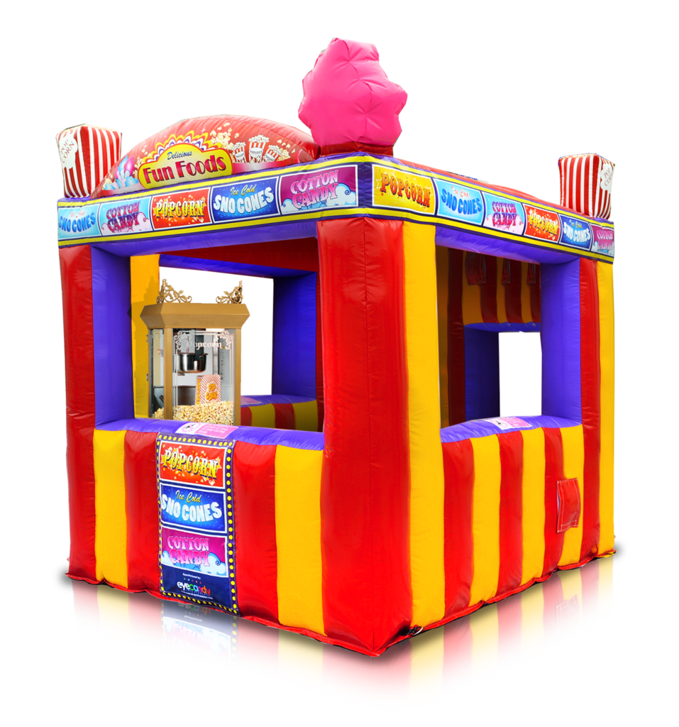 Inflatable Treat Shop