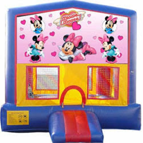 Minnie Mouse Moonbounce 2