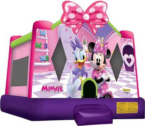 Minnie Mouse Moonbounce