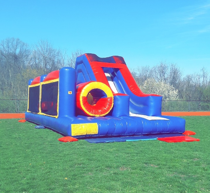 Ninja Challenge Obstacle Course