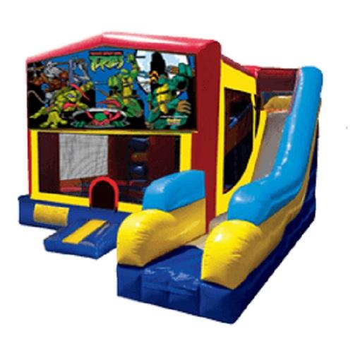 Ninja Turtles Jump & Slide
