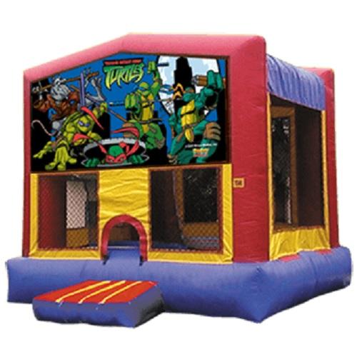 Ninja Turtles Moonbounce