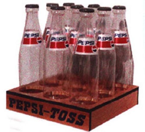 Pepsi Toss