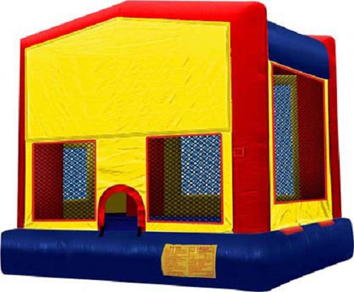 Primary Colors Moonbounce
