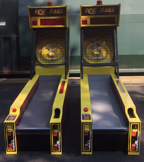Skee Ball (Priced Per Lane) - Arcade Style