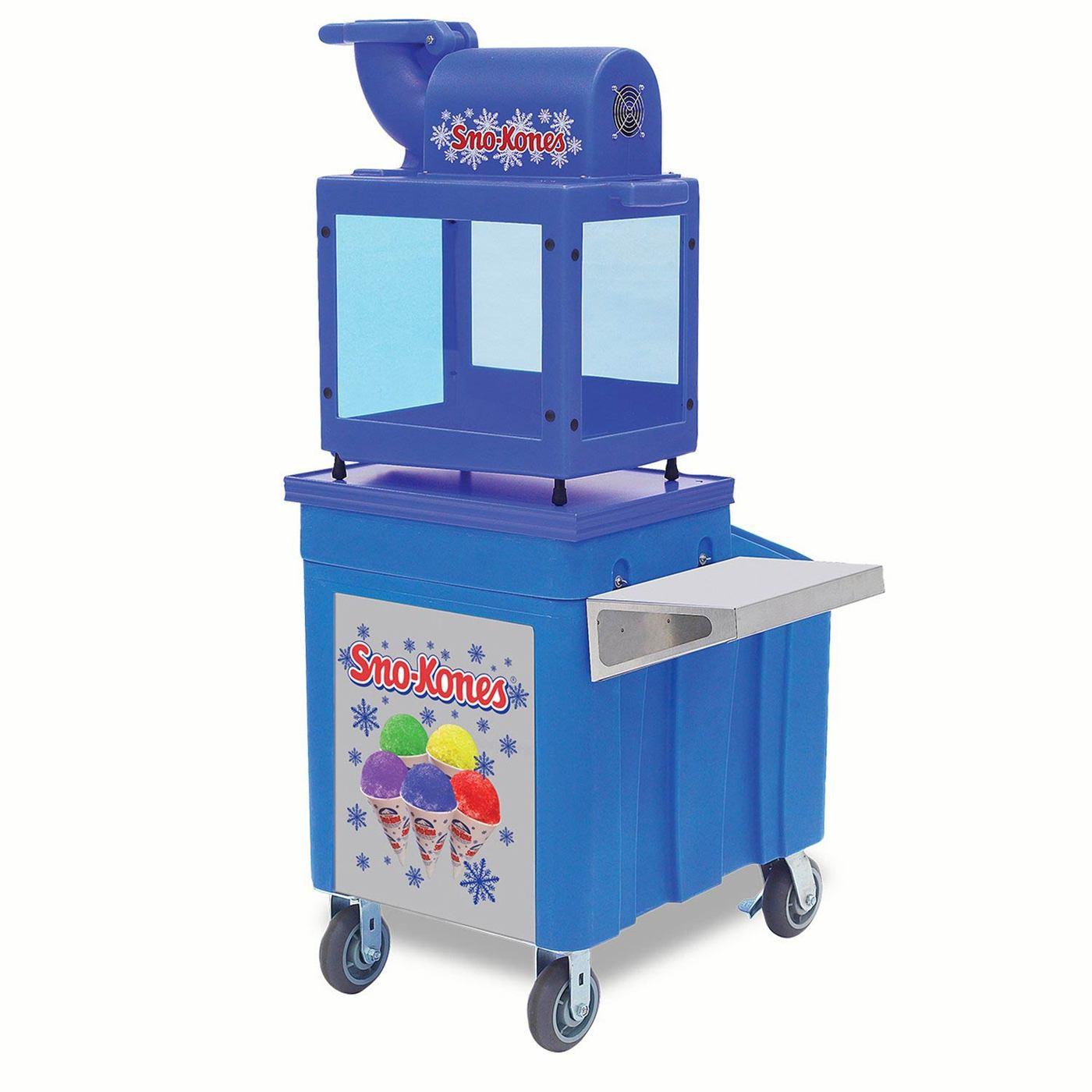 Sno-Kone Cart (Customer Provides Ice)