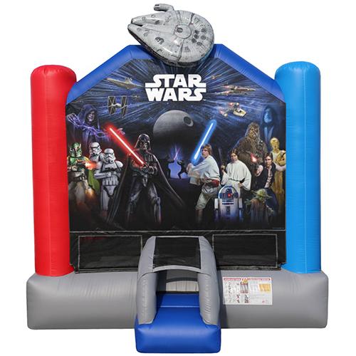 Star Wars Moonbounce