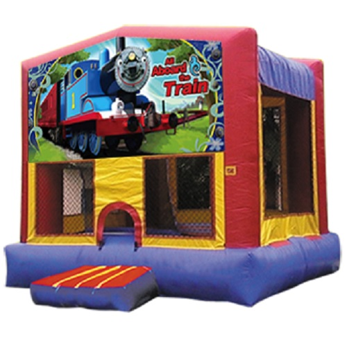 Thomas the Train Moonbounce