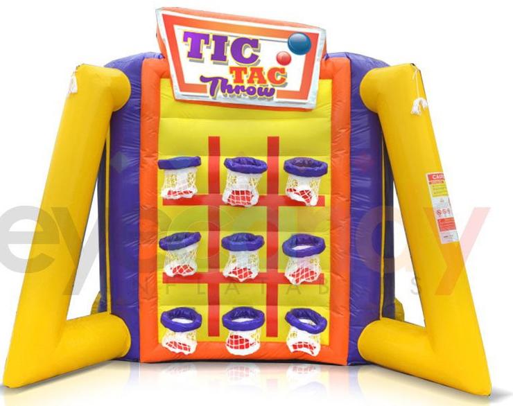 Tic Tac Throw