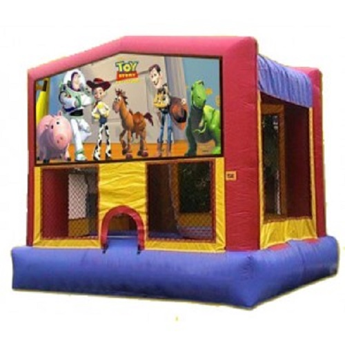 Toy Story Moonbounce 2