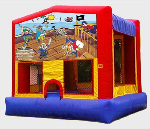 Treasure Island Moonbounce