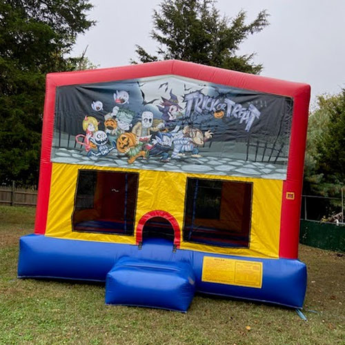 Trick or Treat Moonbounce