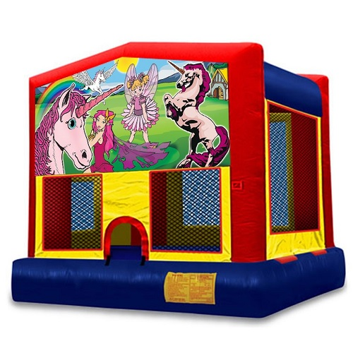 Unicorn Moonbounce