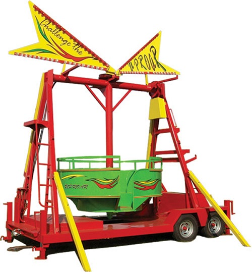 Uproar Ride (Includes Staffing)