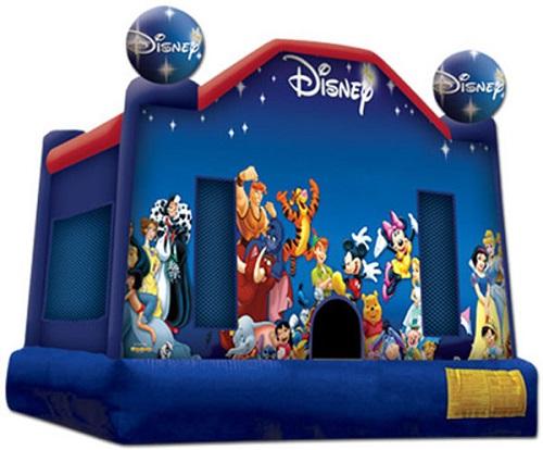 World of Disney Moonbounce