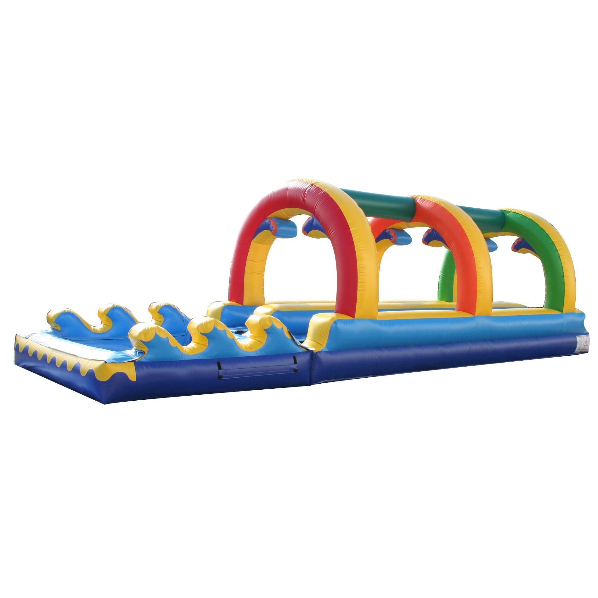 Rainbow Dual Lane Slip & Dip