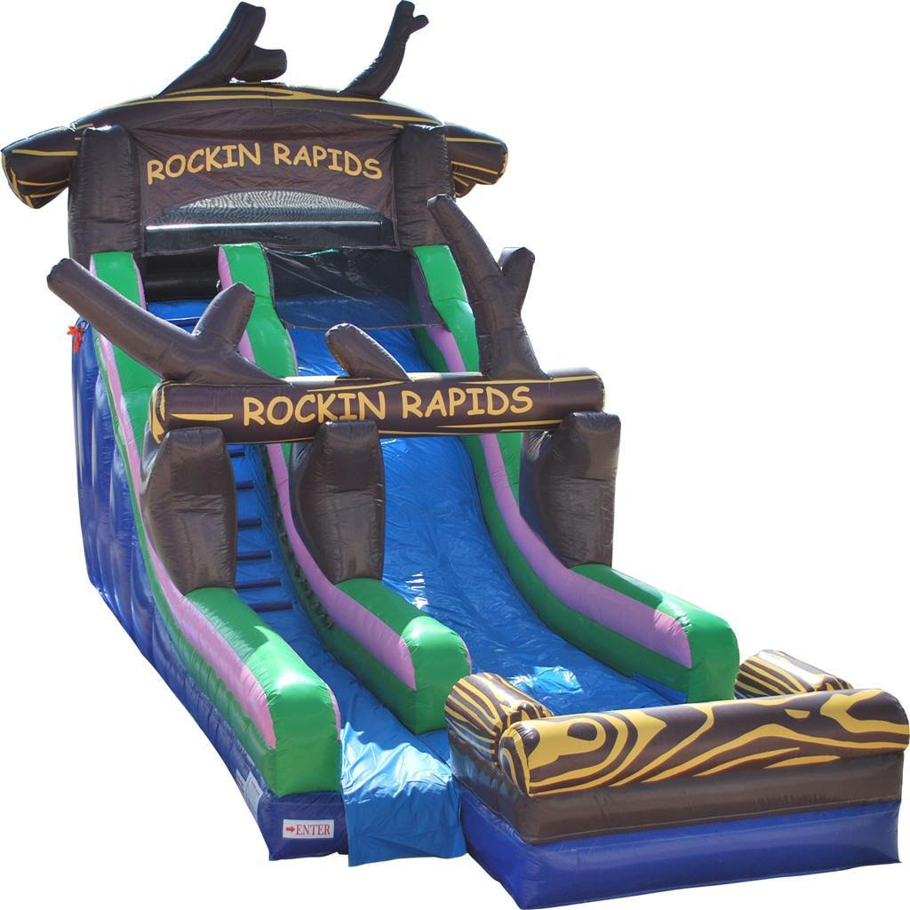 Rockin' Rapids Water Slide