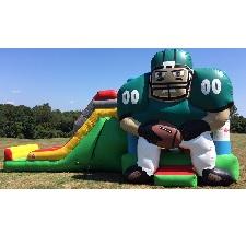 Football Jump & Slide